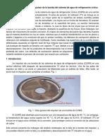 Corrosión por erosión del impulsor de la bomba del sistema de agua de refrigeración cíclica.docx