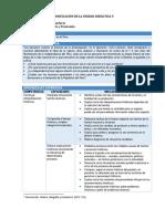 HGE - Planificación Unidad 5 - 3ro Grado.docx