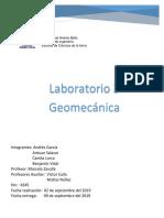 Laboratorio 3 Geomecanica