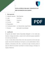 Anexo 4. Bases Premio Interculturalidad 2017 Informe