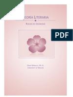 La Teoría Literaria