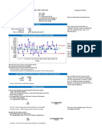 Type 1 Study Report Example Output Description