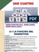 4.1 Funciones Del Marketing
