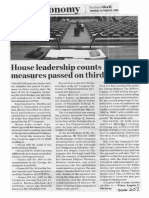 Business World, Oct. 15, 2019, House leadership counts 18 measures passed on third reading.pdf