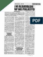 Hataw, Oct. 15, 2019, Pasya ni Albayalde tanggap ng Palasyo.pdf