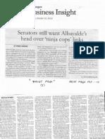 Malaya, Oct. 15, 2019, Senators still want Albayalde's head over ninja cops links.pdf