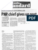 Manila Standard, Oct. 15, 2019, PNP chief gives up post.pdf