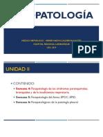 Fisiopatología Respiratoria Sem 04