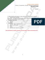 Internal Cladding Installation Guidelines