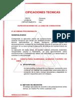 HIDRAULICA ESPECIFICAIONES.docx