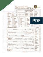 Informe de Transito IPAT