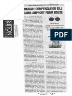 Philippine Daily Inquirer, Oct. 15, 2019, Marawi Compensation bill gains support from House.pdf