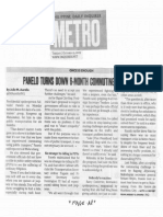 Philippine Daily Inquirer, Oct. 15, 2019, Panelo turns down 6-month commuting challenge.pdf