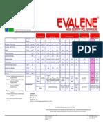 Evalene HDPE Grade Slate