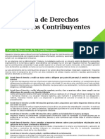 2-Carta Derechos de Los Contribuyentes