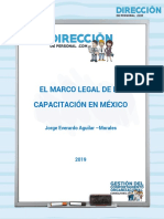 Marco Legal Capacitacion en Mexico