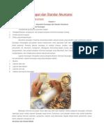 Akuntansi Keuangan Dan Standar Akuntansi