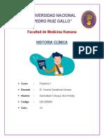 1° HISTORIA-CLINICA- DR. CASTAÑEDA