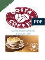Marketing Planning Simulation