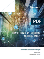 Enterprise Mobility Strategy White Paper