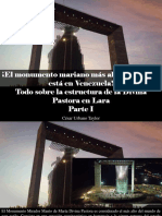 César Urbano Taylor - ¡El Monumento Mariano Más Alto Del Mundo Está en Venezuela! Todo Sobre La Estructura de La Divina Pastora en Lara, Parte I