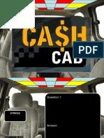 Cash Cab Template