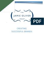 Creating Successful Brands Ref Sonia