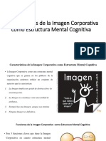 Características Imagen Corporativa