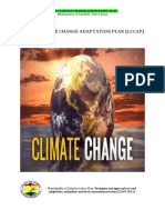 Local Climate Change Adaptation Plan