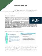 Multimedia Notes-1 RPM