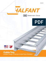 Chalfant Cable Ladder Tray
