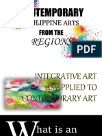 Integrative Art Function of Arts and Affecting Styles