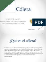 Cólera.pptx