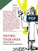 SANTA TERESA A LA LUZ DE LA MEDICINA (Moisés Garrido, 'Clío Historia', Marzo'15)