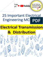 25 Mcq Transmission and distribution