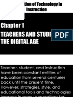 Integration of Technology in Instruction Ususton