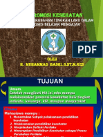 PROSES PERUBAHAN TINGKAH LAKU 2016.ppt