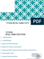 MySQL Connectivity - Nandini Das.pptx
