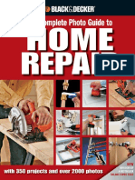 Black & Decker the Complete Photo Guide to Home Repair_ With 350 Projects and 2000 Photos ( PDFDrive.com )