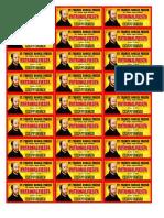 Sticker Sfb