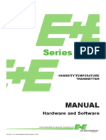 EplusE EE31 Manual