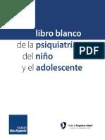 Psiquiatría Del Niño y Adolescente