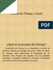 Prueba Charpy