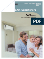 MHI - 2019 Residential Airconditioner (RAC Multi)