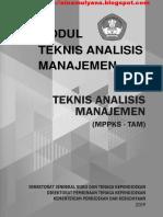 01. Teknik Analisis Manajemen.docx
