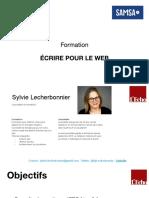 L'Echo - Ecrire pour le web.pdf