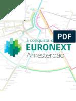 A Conquista Euronext Amesterdao