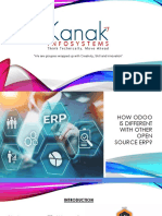 How Odoo is Different with Other Open Source ERP - Kanak Infosystems.pptx