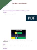Práctica 3_ Ocultar Un Troyano, Método HEXING (Crypter,Anotador)
