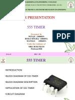 Touch Sensor Psr
